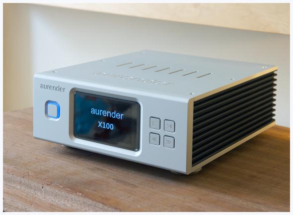 Test Audio : Serveur USB Aurender X100
