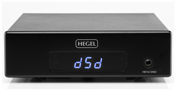Test : convertisseur N/A USB Hegel HD12