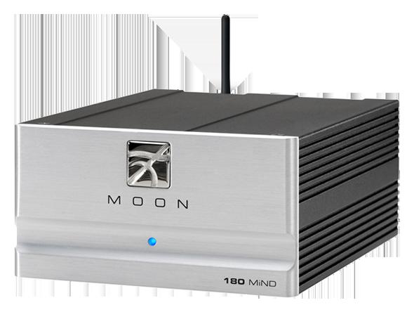 Test : lecteur réseau Moon 180 MiND